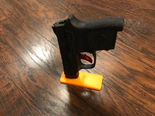 Vertical Handgun Rack