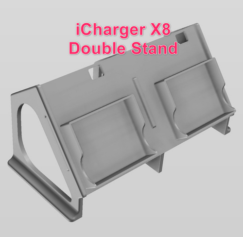 iCharger X8 Double Stand