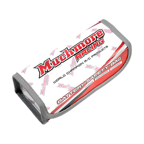 MuchMore Racing Fireproof LiPo Safety Bag v4