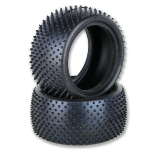 "Rug Burn - 2.2"" Rear Buggy Carpet Tire (No Inserts) (1 pr)"