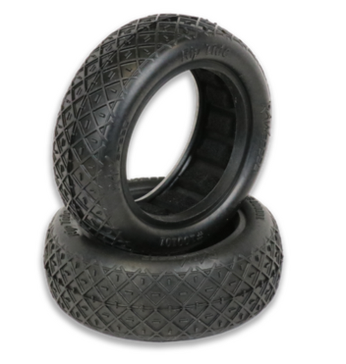 """Rip Tide - 2WD Front Buggy Tires w/Inserts 2.2"""" (1 pr)"""
