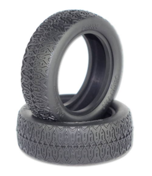 "Stage Two - 4WD Front Buggy Tires w/Inserts 2.2"" (1 pr)"
