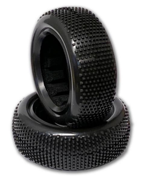 Super Mini - 2WD Tires w/Inserts (1 pr)