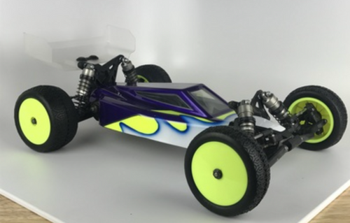Prototype - 1/10 2wd Buggy Body (TLR 22 4.0/5.0)