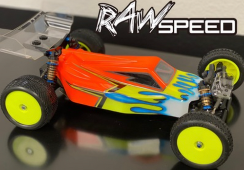 RS-2 - 1/10 Buggy Body - (AE B6.2/B6.2D)