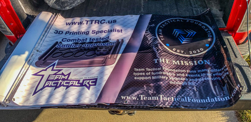TTRC/Team Tactical Foundation Banner