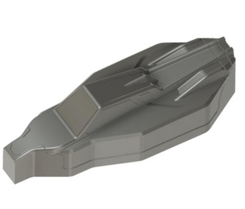 Nitehawk V2 - 1/10 Buggy Body - (AE B6.2/B6.2D)