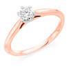 Bluebell 0.25ct Diamond Engagement Ring