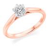 Bluebell 0.50ct Diamond Engagement Ring