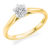 Bluebell 0.70ct Diamond Engagement Ring