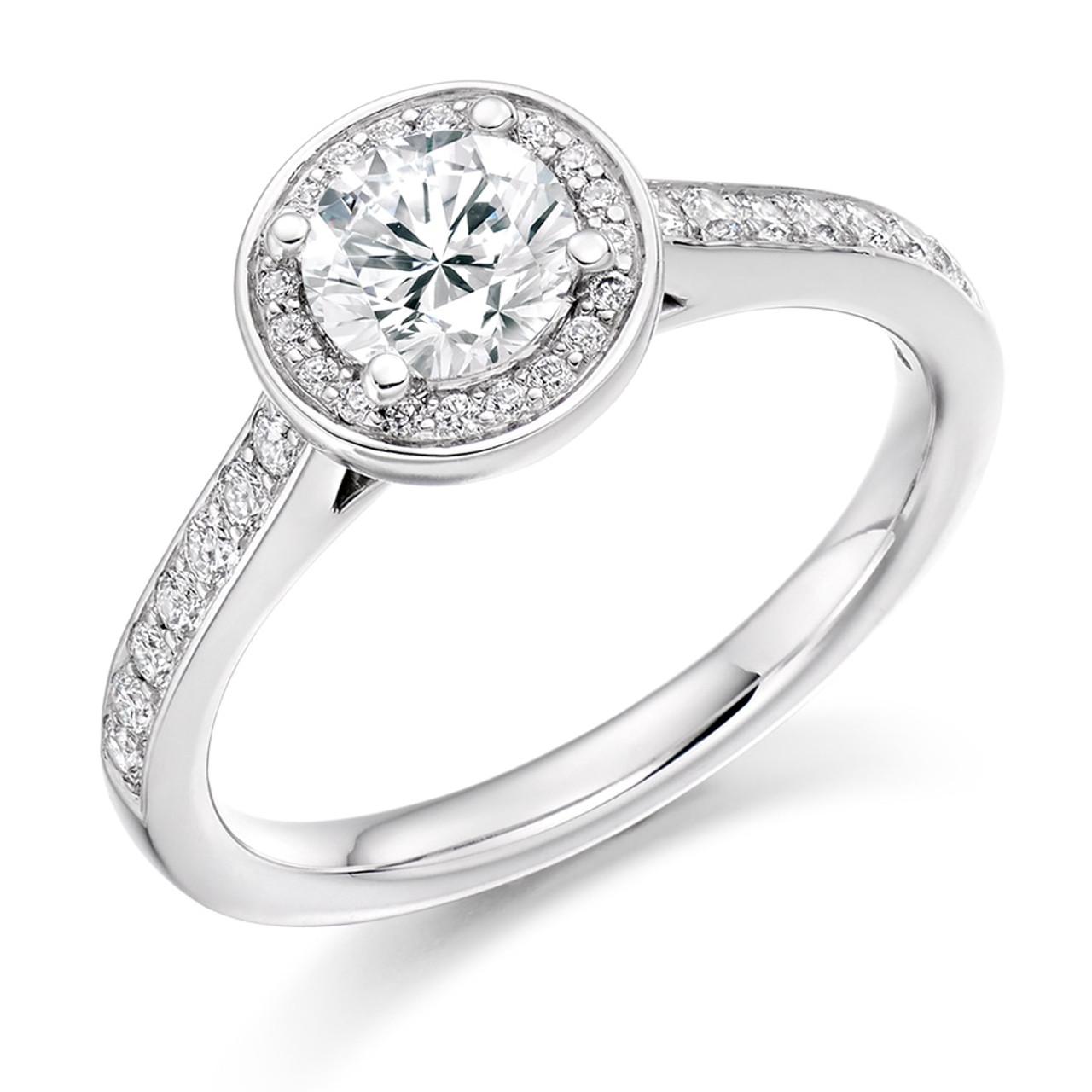 Buckthorn 0.50ct Diamond Engagement Ring