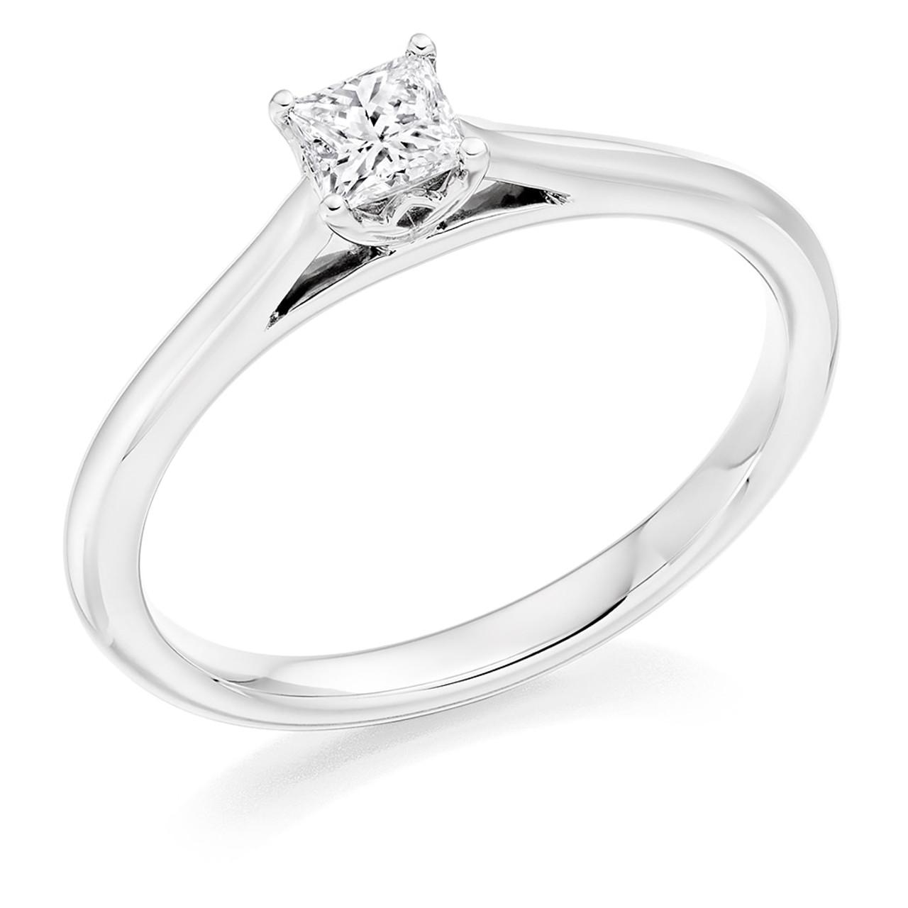 Rosemary 0.25ct Diamond Engagement Ring