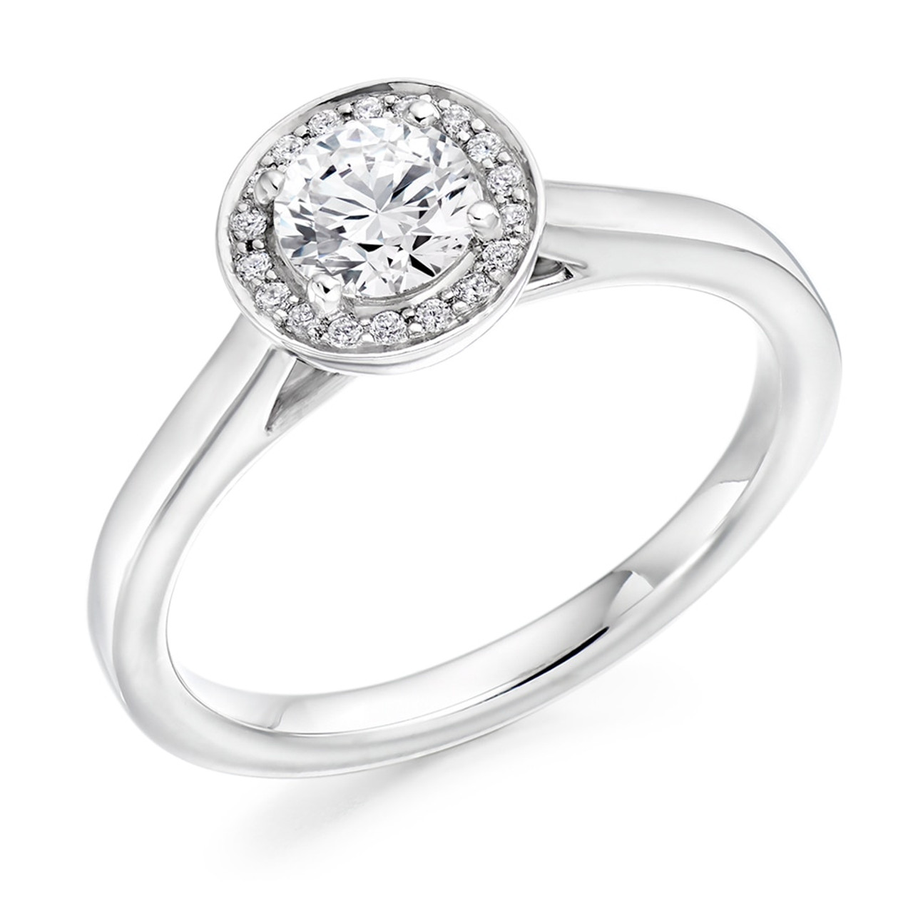Juniper 0.50ct Diamond Engagement Ring
