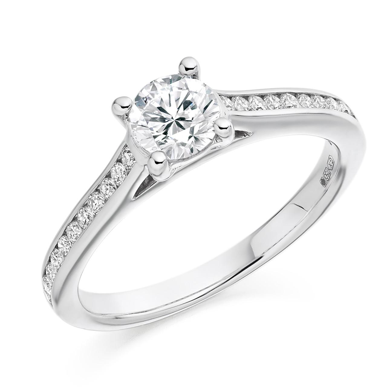 Hawthorn 0.25ct Diamond Engagement Ring