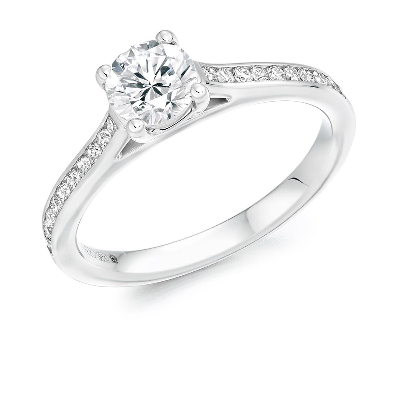 Hawthorn 0.70ct Diamond Engagement Ring
