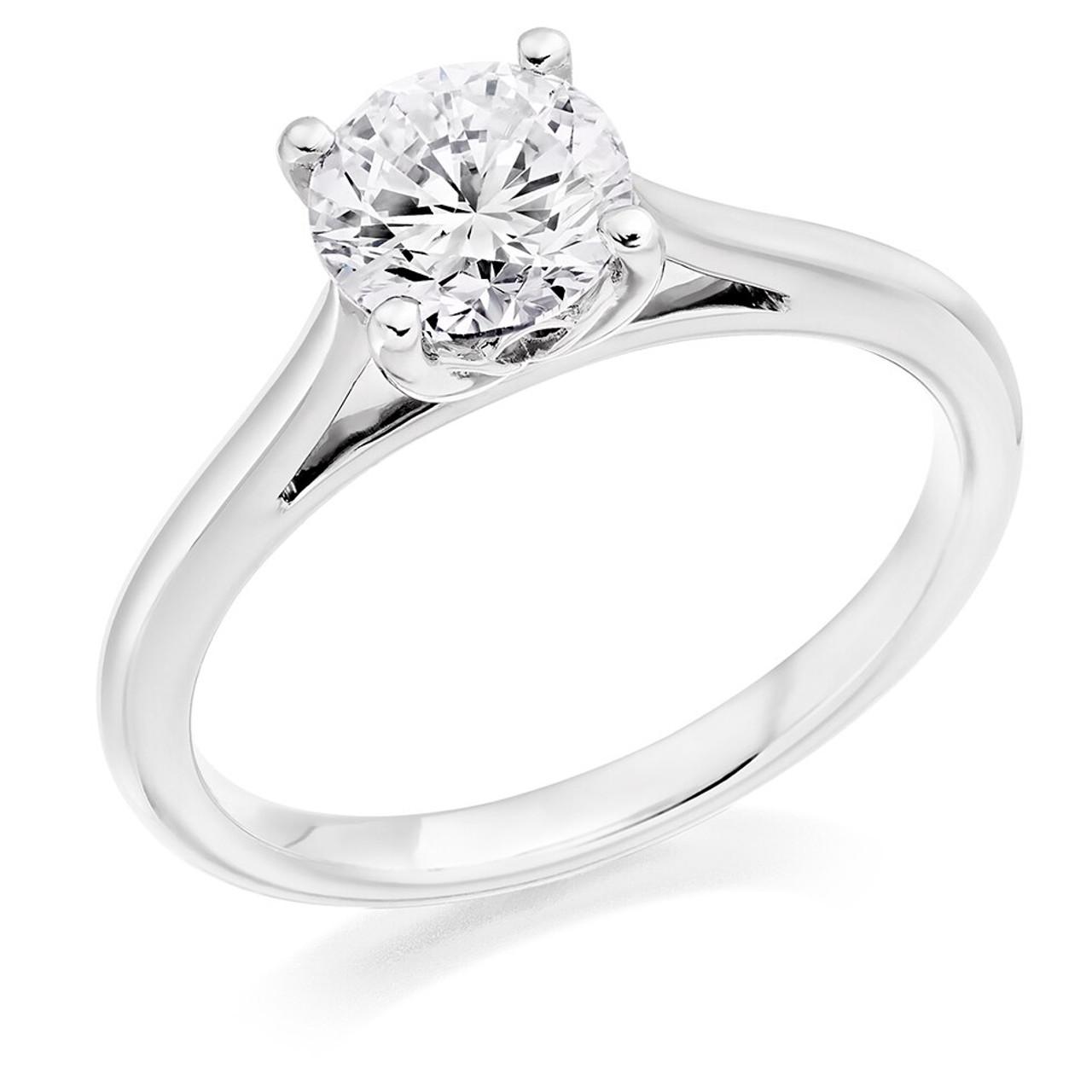 Daisy 1.00ct Diamond Engagement Ring