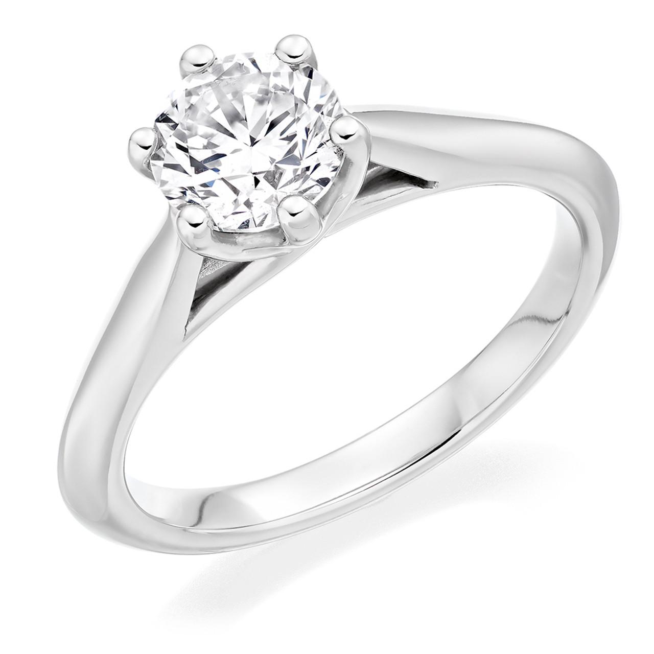 Bluebell 1.00ct Diamond Engagement Ring