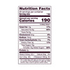 American Heritage Chocolate Tablet Bar - nutrition info