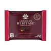 American Heritage Chocolate Tablet Bar - package