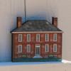 Flat-Back Wythe House