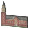 Flat-Back Bruton Parish Church