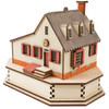 Gunsmith Replica Lighted House - front