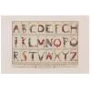 Hotch Potch Alphabet Print