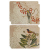 Catesby Bird Collage Placemats