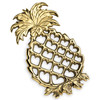 Brass Pineapple Trivet