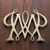 William and Mary Brass Trivet