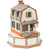 Barber Shop - Wigmaker Replica Lighted House