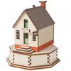 Durfey - Tailor Shop Replica Lighted House