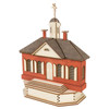 Courthouse Replica Lighted Building
