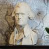 Thomas Jefferson Medium Bust Sculpture
