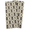 Pineapple Trellis Kitchen Towels