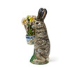 Vaillancourt Rabbit with Delft Pot