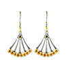 Citrine Baltimore Chair Earrings - product