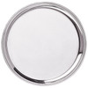 Round Pewter Tray