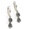 Rococo Marcasite Earrings