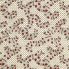 Colonial Williamsburg Reproduction Fabric - Serpentine Vine on Natural 100% Cotton Fabric