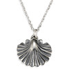 Small Scallop Shell Pendant