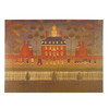 Palace and Carriage Panoramic Puzzle