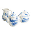 Bluebirds Tea Set