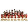Revolutionary War Chessmen