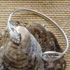 Pierced Fan Bracelet