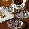 Crystal Pineapple Coasters, Set of 4 | The Shops at Colonial Williamsburg