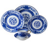 5PC Imperial Blue Place Setting