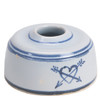 Delft Heart Inkwell