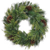 Berry and Pine Cone Wreath | The Shops at Colonial Williamsburg