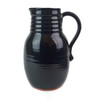 Large Black Earthenware Pitcher | The Shops at Colonial Williamsburg